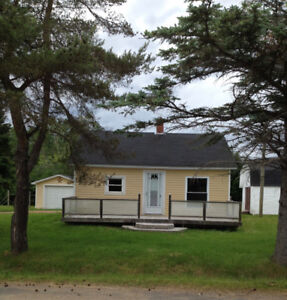 HOUSE FOR RENT IN CHIPMAN, NB