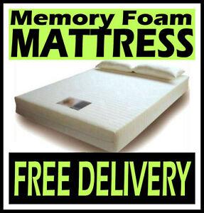4ft-6-DOUBLE-SIZE-VISCO-MEMORY-FOAM-MATTRESS-FAST-DEL