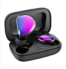 TWS wireless earbuds, Bluetooth 5.0, brand new