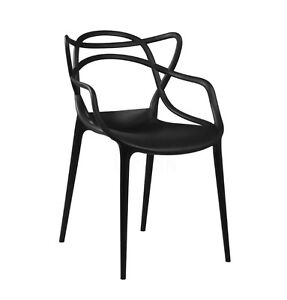 Starck Style Masters Dining Chair Chaise Diner Restaurant Cafe