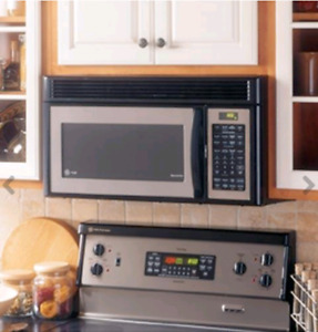 GE Profile™ Spacemaker Over-the-Range Microwave