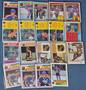 80+ Wayne Gretzky the Great One Hockey Card Collection $315 obo Windsor Region Ontario image 3