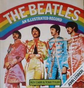 The BEATLES    an  Illustrated Record