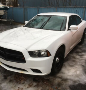 Dodge charger ex police 2013