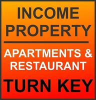 LIVE HERE AND COLLECT RENT FROM INCOME UNITS!