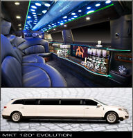 Cheap limousine and limo buses for all occasions