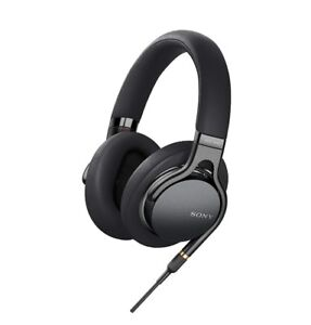 Sony (SONY) MDR-1AM2 Hi-Res High Resolution Stereo Headphone Bla