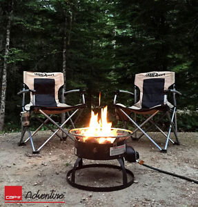 Portable Propane Fire Pits by Camp Chef at Cap-it Cranbrook!