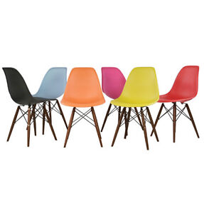$49 Eames Style Eiffel Dining Chair   Modern Chaise Diner