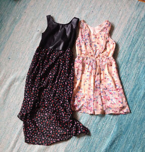 Spring/Summer dresses for girls 6-7-8 (Very gently used)