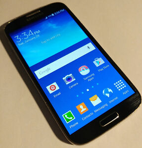 LIKE NEW SAMSUNG S4- WIND COMPATIBLE- UNLOCKED