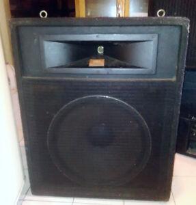 JBL Professional Speakers X2