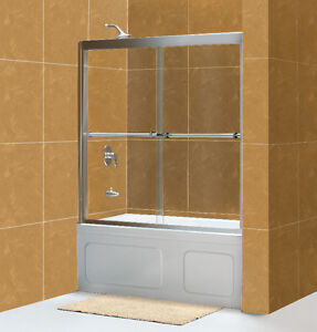 SHOWER SLIDING GLASS KIT