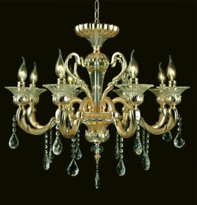 WANTED 1 two or 3 Crystal chandeliers different sizes
