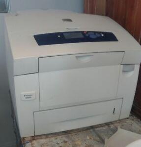 Imprimante Couleur Xerox Phaser 8560N + Cartouche - Negociable