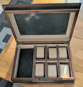 Men's Watch Valet/Case