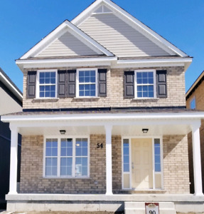 RENTAL OF HOUSE - BRAND NEW BUILD FLITTON AVE - PETERBOROUGH, ON