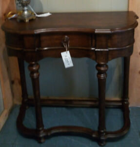 VARIOUS STYLES ACCENT TABLES, hall tables, sofa table