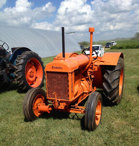 1950 FORDSON MAJOR E 27 N TRACTOR and 1938 FORDSON STANDARD N