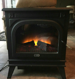 Electric Fireplace $60