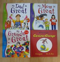 KIDS STORY BOOKS - BIG SELECTION - SUPER GREAT CONDITION !!