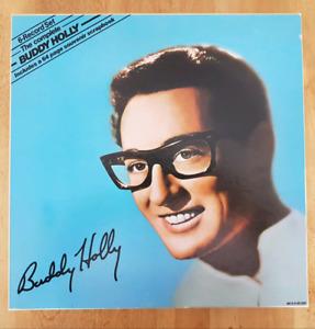 Buddy Holly  coffret + souvenir 64 pages
