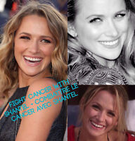 Fight cancer with Shantel ~ Combattre le cancer avec Shantel