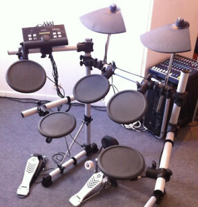Yamaha DTX 500 drum kit