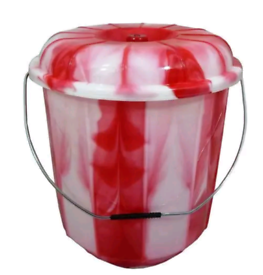 Large Thai dye bucket with lid ONLY £5 each or 6 for £25