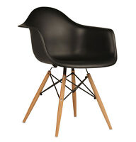 $80 ON SALE | Eames Style Eiffel Dining Armchair | Chair Chaise
