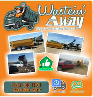 Wastein' Away's Disposal And Delivery Services