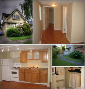 1 Bedroom Close to Downtown with Awesome Outdoor Space