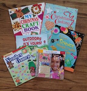 Craft and Activity Books