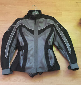 Olympia Women's Airglide 3 Mesh Tech Jacket XS