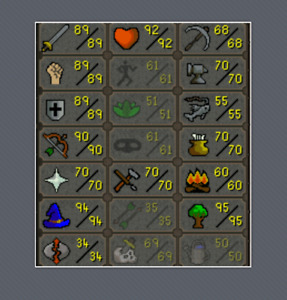 Oldachool Runescape Account 1