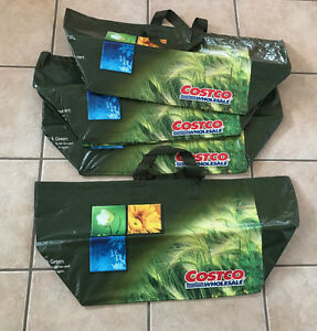 4 Extra Large Costco Shopping Bags
