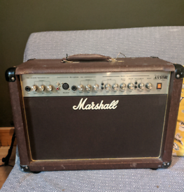 Marshall AS50R Acoustic Soloist amplifier