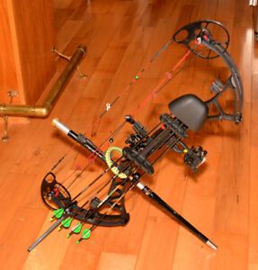 BOWTECH EXPERIENCE COMPOUND BOW PACKAGE