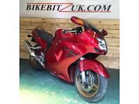 Honda CBR 1100 BLACBIRD 1998 SPORTS TOURER ***BIKEBITZUK***