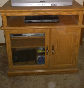 TV STAND/ MEDIA CABINET