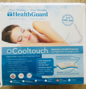 Cooltouch Waterproof Mattress Protector, King