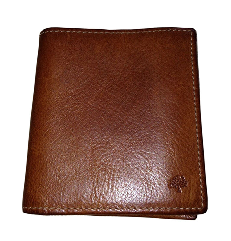 Mulberry Mini Trifold Wallet