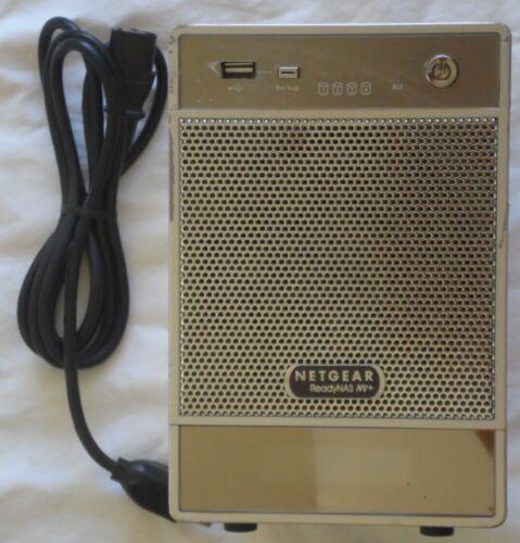 Netgear Readynas NV+ 4250 8TB Network Attached Storage NAS Raid5 Time Machine PC