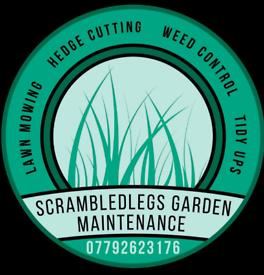 Lawn Mowing Hedge cutting Garden Maintenance