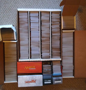 6000 Card Magic The Gathering Collection