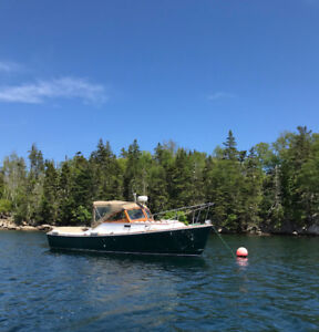 Beautiful Down East Cruiser for sale