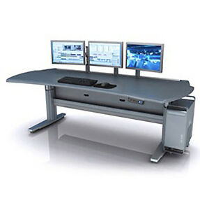 Technical Furniture & Consoles for Broadcast, Production