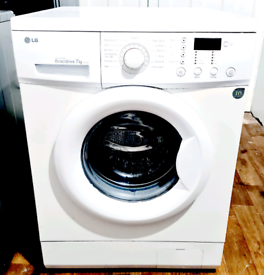 LG Direct Drive Washing Machine - Free local delivery and fitting