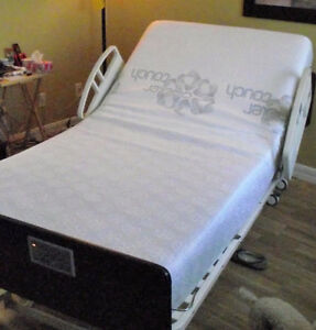 42 Inch motorized hospital bed , 2 months of use