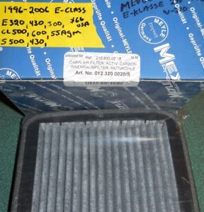 Mercedes - Benz cabin air filters brand new sealed $20.00